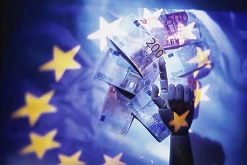 欧洲央行准备开启新一轮货币宽松 欧元大幅震荡
